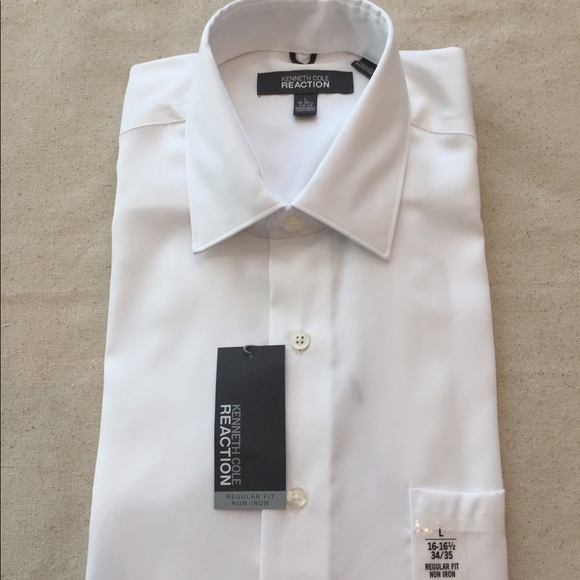 Kenneth Cole Reaction Other - Kenneth Cole Reaction white shirt